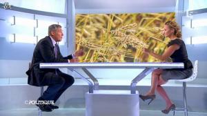 Caroline Roux dans C Politique - 23/09/12 - 34
