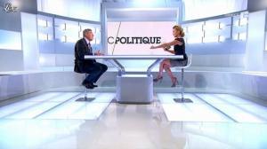 Caroline Roux dans C Politique - 23/09/12 - 36