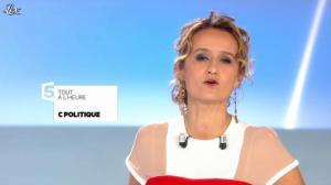Caroline Roux dans C Politique - 25/11/12 - 03