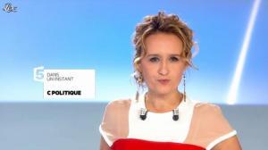 Caroline Roux dans C Politique - 25/11/12 - 06