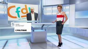 Caroline Roux dans C Politique - 25/11/12 - 07