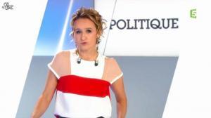 Caroline Roux dans C Politique - 25/11/12 - 09