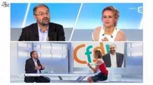 Caroline Roux dans C Politique - 25/11/12 - 14