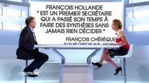 Caroline Roux dans C Politique - 25/11/12 - 18