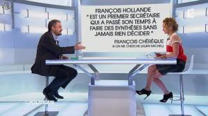 Caroline Roux dans C Politique - 25/11/12 - 19
