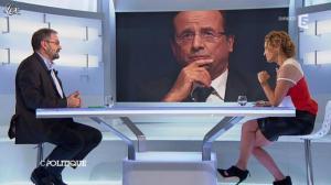 Caroline Roux dans C Politique - 25/11/12 - 22