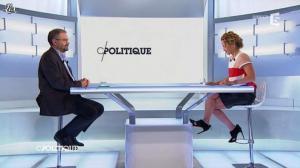 Caroline Roux dans C Politique - 25/11/12 - 23