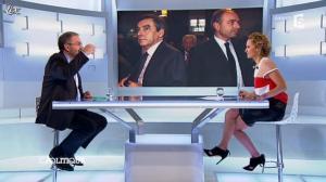 Caroline Roux dans C Politique - 25/11/12 - 25