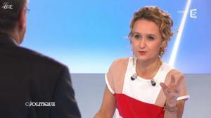 Caroline Roux dans C Politique - 25/11/12 - 28