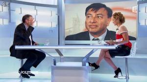 Caroline Roux dans C Politique - 25/11/12 - 31