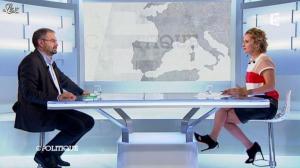 Caroline Roux dans C Politique - 25/11/12 - 32