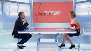 Caroline Roux dans C Politique - 25/11/12 - 38