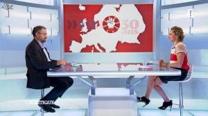 Caroline Roux dans C Politique - 25/11/12 - 39