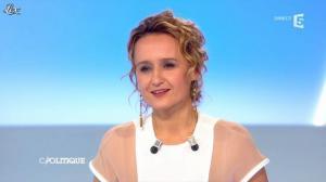 Caroline Roux dans C Politique - 25/11/12 - 58