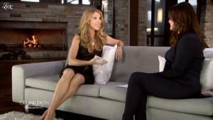 Daniela Lumbroso et Céline Dion dans Céline Dion dans l Intimite - 17/12/12 - 02