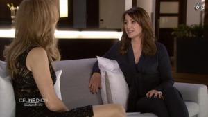 Daniela Lumbroso et Céline Dion dans Céline Dion dans l'Intimite - 17/12/12 - 04