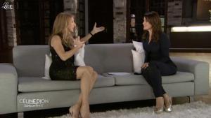 Daniela Lumbroso et Céline Dion dans Céline Dion dans l'Intimite - 17/12/12 - 05