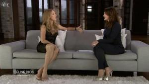 Daniela Lumbroso et Céline Dion dans Céline Dion dans l Intimite - 17/12/12 - 07