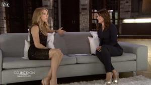 Daniela Lumbroso et Céline Dion dans Céline Dion dans l'Intimite - 17/12/12 - 09