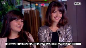 Emmanuelle Duez dans la Matinale - 10/10/12 - 01