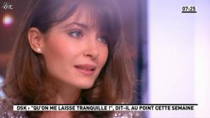 Emmanuelle Duez dans la Matinale - 10/10/12 - 06