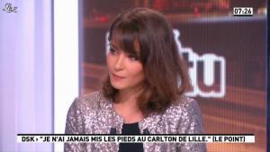Emmanuelle Duez dans la Matinale - 10/10/12 - 07