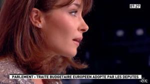 Emmanuelle Duez dans la Matinale - 10/10/12 - 11
