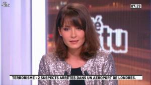 Emmanuelle Duez dans la Matinale - 10/10/12 - 12
