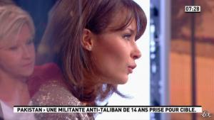 Emmanuelle Duez dans la Matinale - 10/10/12 - 13