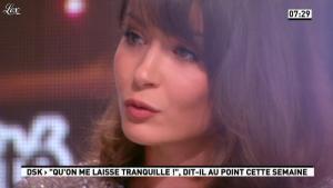 Emmanuelle Duez dans la Matinale - 10/10/12 - 14