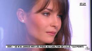 Emmanuelle Duez dans la Matinale - 10/10/12 - 15