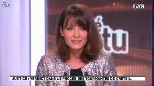 Emmanuelle Duez dans la Matinale - 10/10/12 - 18
