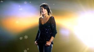 Estelle Denis Les Voeux 2012 de M6 03