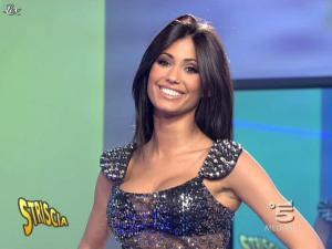 Federica Nargi et Veline dans Striscia la Notizia - 02/03/10 - 05