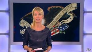 Florence Dauchez dans le JTde Canal Plus - 03/10/12 - 03