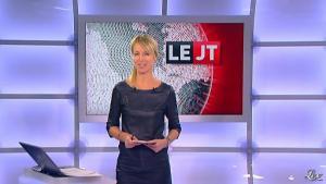 Florence Dauchez dans le JTde Canal Plus - 03/10/12 - 04