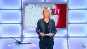 Florence Dauchez dans le JTde Canal Plus - 09/11/12 - 01