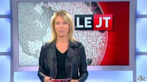Florence Dauchez dans le JTde Canal Plus - 09/11/12 - 04