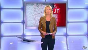 Florence Dauchez dans le JTde Canal Plus - 29/08/12 - 01