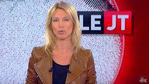 Florence Dauchez dans le JTde Canal Plus - 29/08/12 - 02