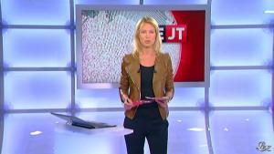 Florence Dauchez dans le JTde Canal Plus - 29/08/12 - 03