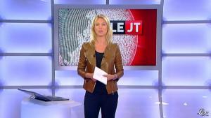 Florence Dauchez dans le JTde Canal Plus - 29/08/12 - 04