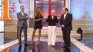 Giorgia Palmas dans Ale E Franz Show - 04/12/11 - 06