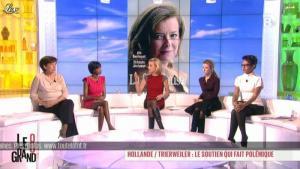 Hapsatou Sy, Laurence Ferrari et Audrey Pulvar dans le Grand 8 - 11/12/12 - 01