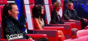 Jenifer Bartoli dans dans les Coulisses de The Voice 1x03 - 10/03/12 - 01