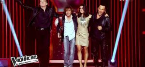 Jenifer Bartoli dans dans les Coulisses de The Voice 1x03 - 10/03/12 - 02