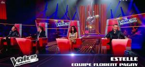 Jenifer Bartoli dans dans les Coulisses de The Voice 1x03 - 10/03/12 - 03