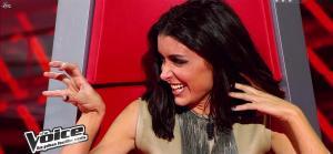 Jenifer Bartoli dans dans les Coulisses de The Voice 1x03 - 10/03/12 - 10