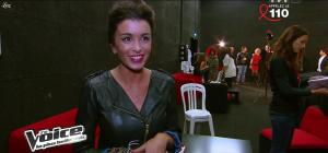 Jenifer Bartoli dans dans les Coulisses de The Voice 1x06 - 31/03/12 - 03