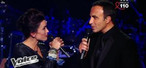 Jenifer Bartoli dans dans les Coulisses de The Voice 1x06 - 31/03/12 - 04